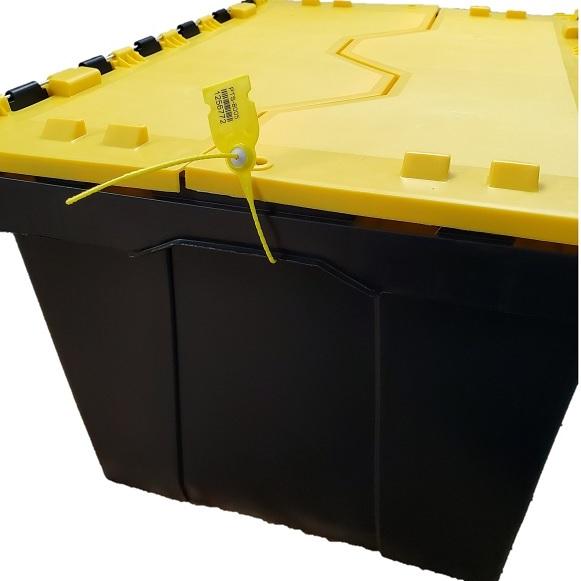 PT 8005 Plastic Seal Bin Voting Box