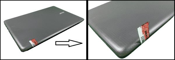 Tamper Proof Labels ASL 002 Non Transfer Laptop
