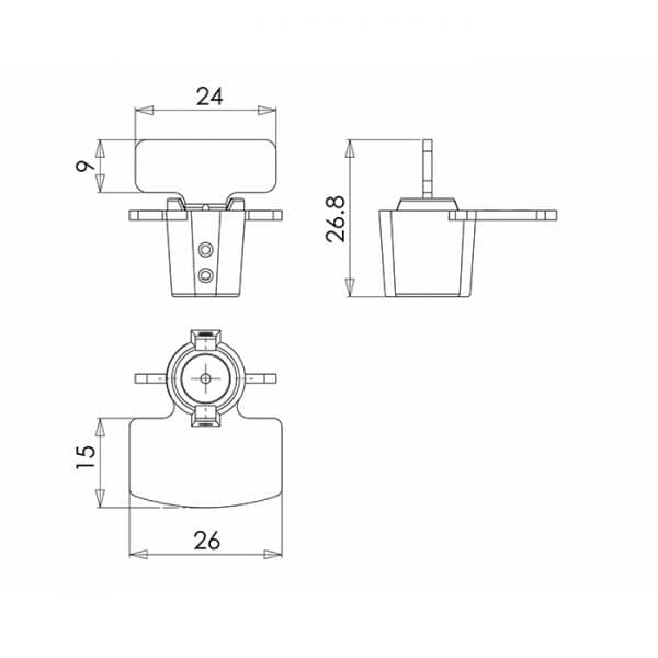 wire spin seal drawing