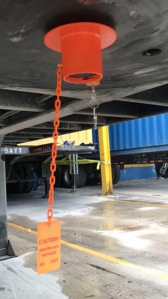 K Pin Truck Seal