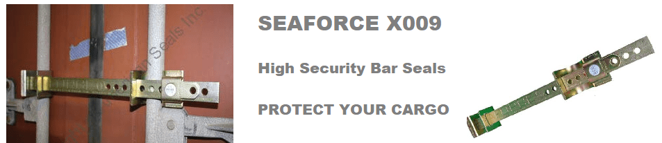 gmail x009 Seaforce High Security Bar Seal